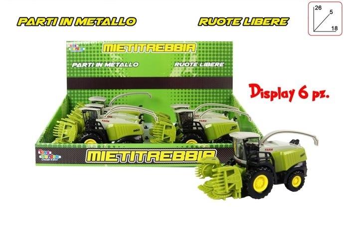 Image of 0 MIETITREBBIA METALLO CM.9 26863