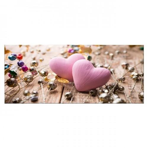 HM20KNV70x100-49 - Quadro Heart Amore...