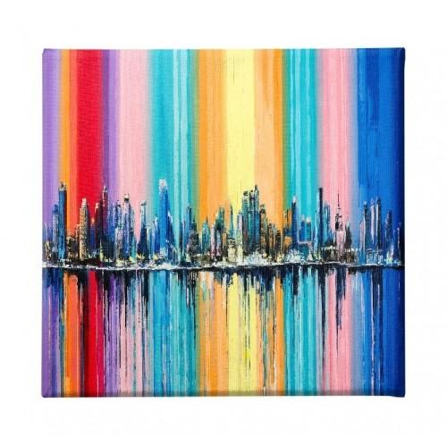 HM20KNV60x60-17 - Quadro Colors Arte...