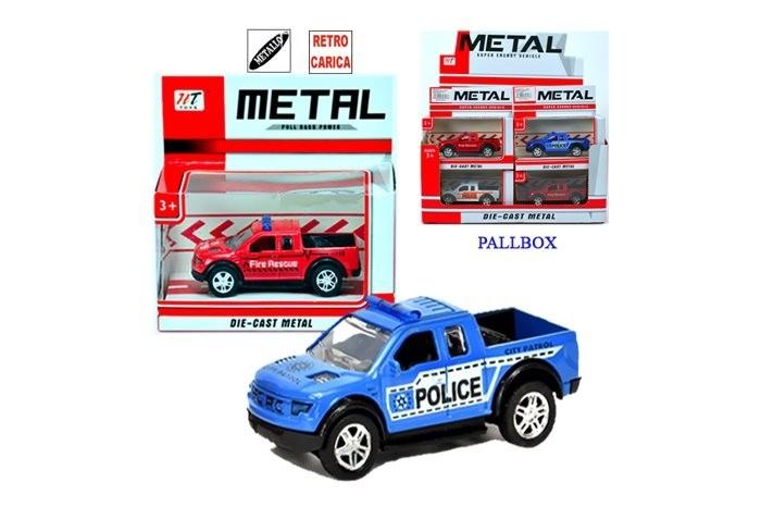 Image of 0 AUTO R/CARICA SOCCORSO/POLICE 8,5 10205
