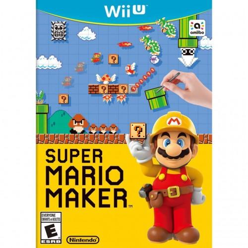 Nintendo Super Mario Maker, Wii U...