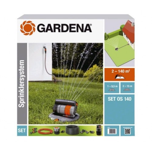 Gardena Set Completo con Pop-up...