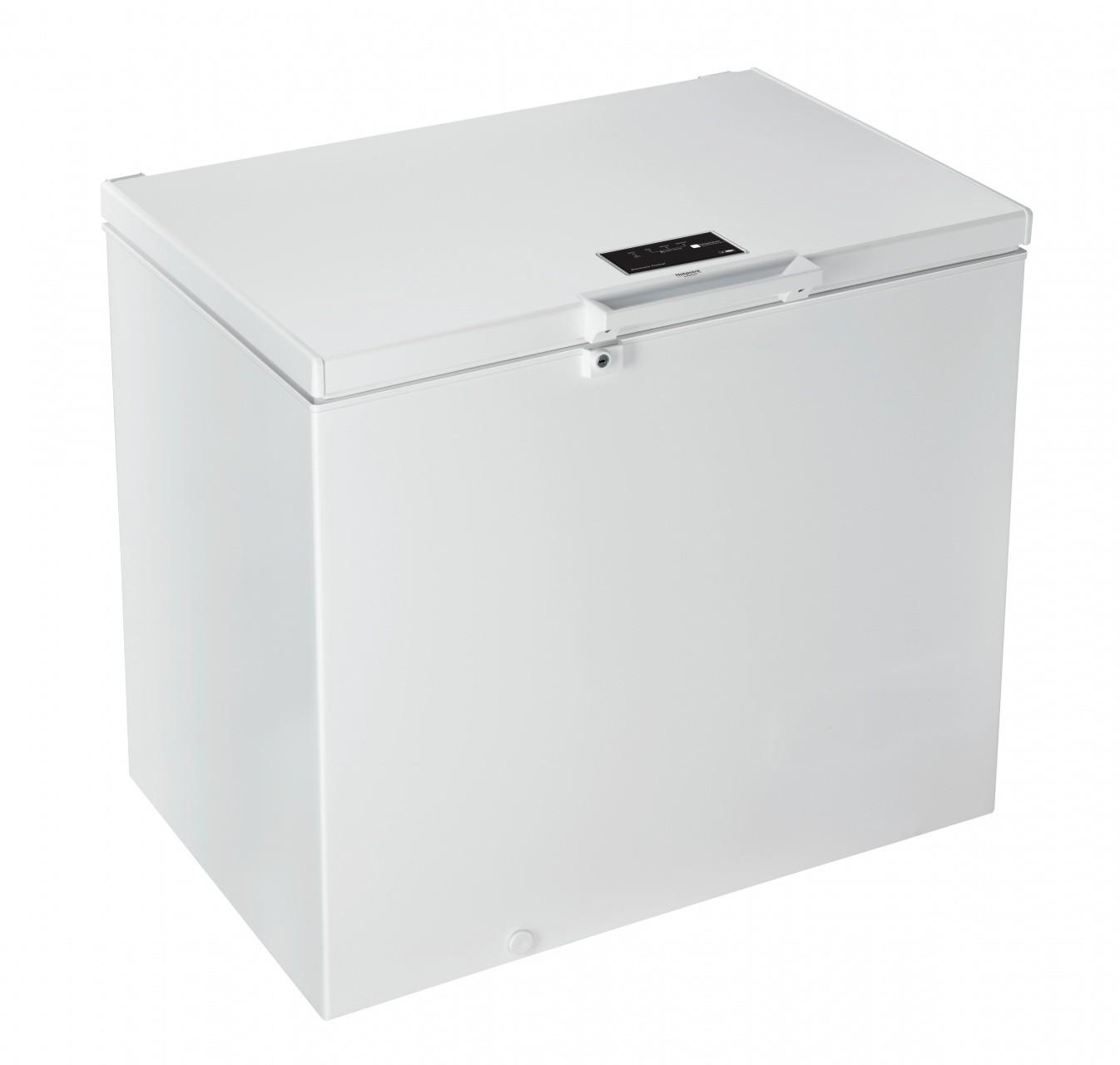 Indesit OS 2A 250 H 2 - Congelatore Orizzontale a Pozzo, 252 Litri, Classe E (A++)