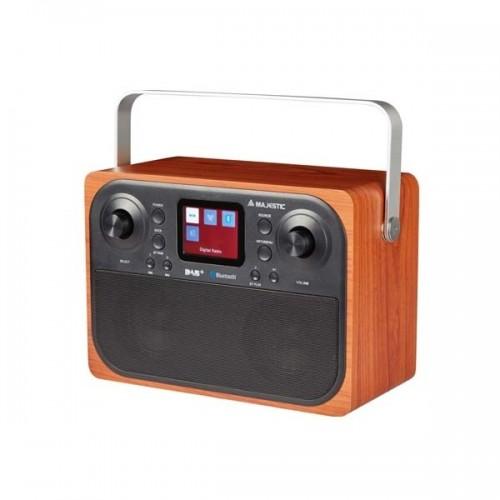 New Majestic RT-197 DAB radio...