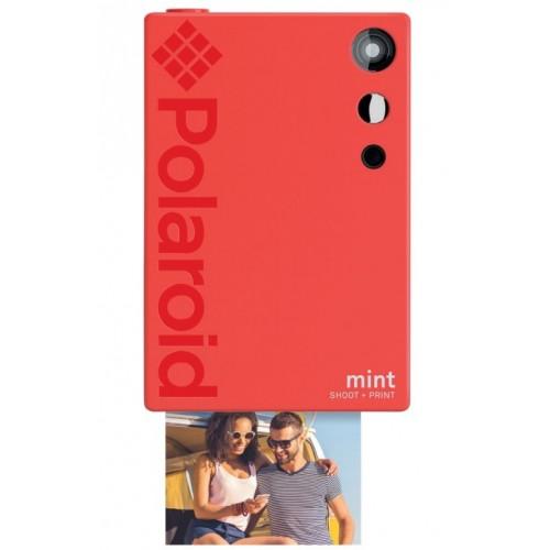 Polaroid Mint 50 x 76 mm Rosso