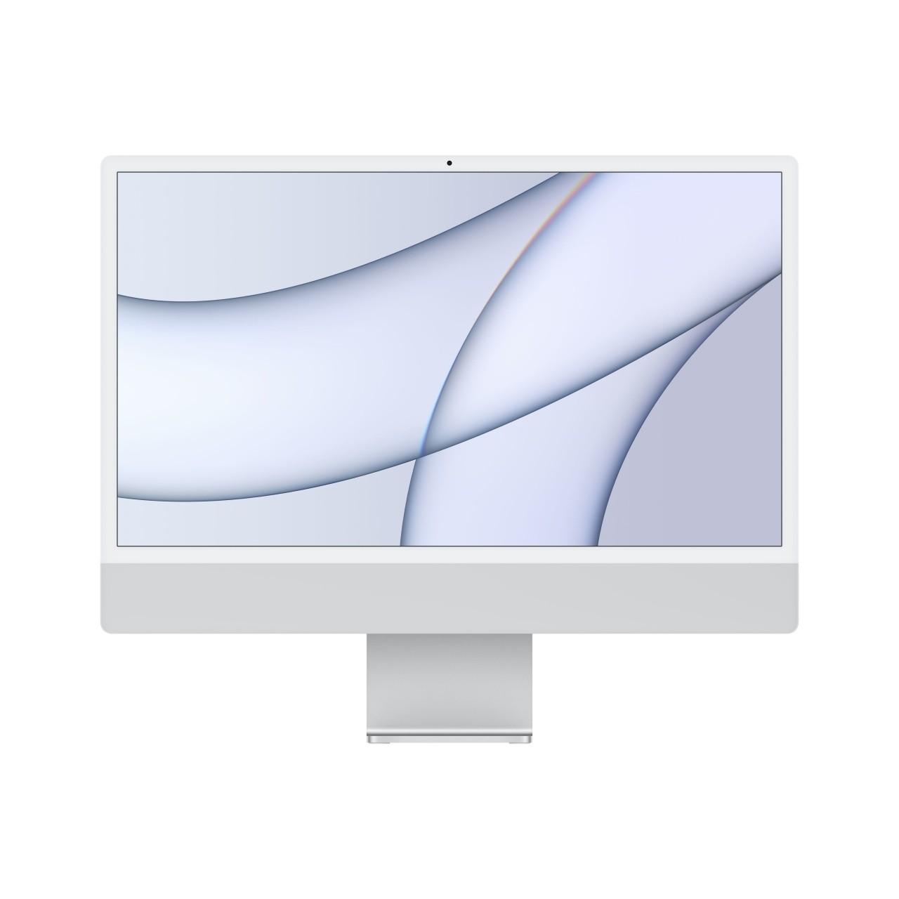 Apple iMac 24 Chip M1 256GB SSD Argento