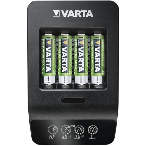 Varta LCD SMART CHARGER+ Batteria per...