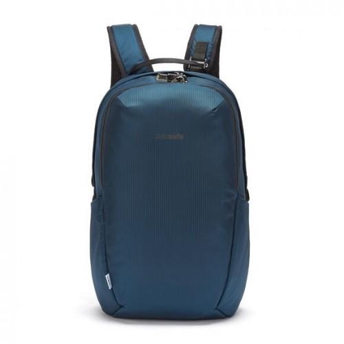 Pacsafe 40100641 zaino Nero/Blu Nylon