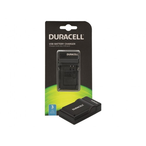 Duracell DRC5911 carica batterie USB