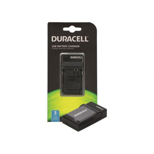 Duracell DRC5910 carica batterie USB