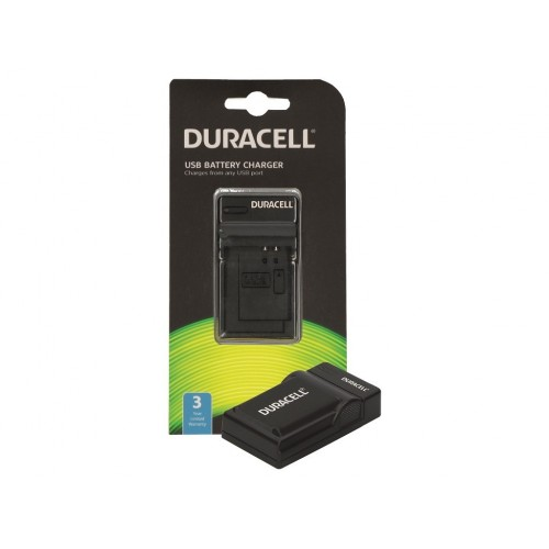 Duracell DRS5963 carica batterie USB
