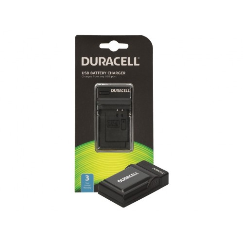 Duracell DRS5961 carica batterie USB