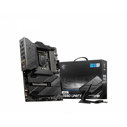 MSI MEG Z590 UNIFY scheda madre Intel...