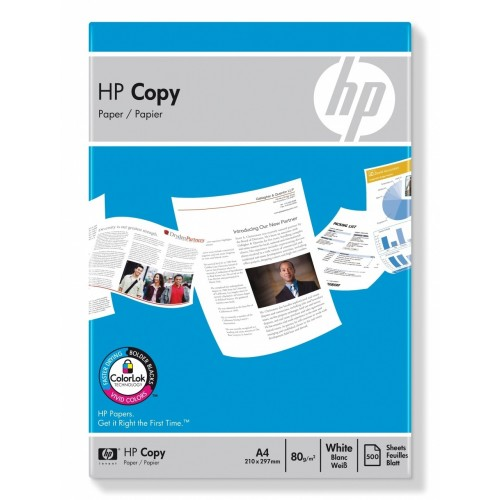 HP Confezione da 500 fogli carta per...