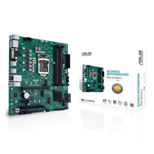 ASUS Pro Q470M-C/CSM Intel Q470 LGA...