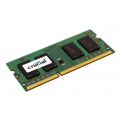Crucial 8GB DDR3 SODIMM memoria 1 x 8...