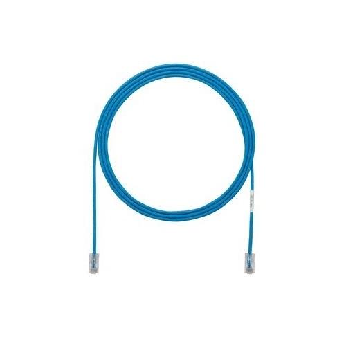 Panduit Cat6, 10m cavo di rete Blu...