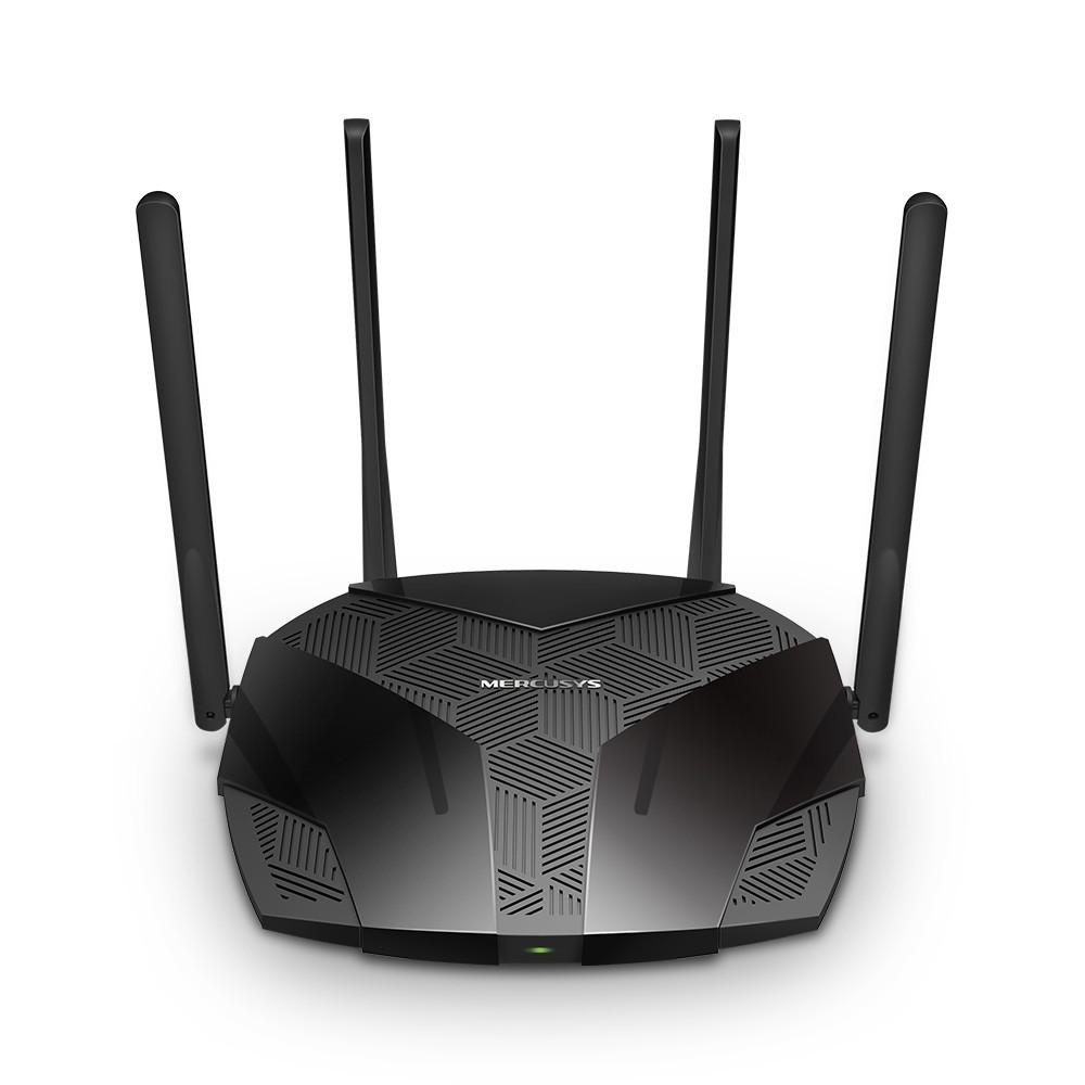Mercusys MR70X router wireless Gigabit Ethernet Dual-band (2.4 GHz/5 GHz) Nero
