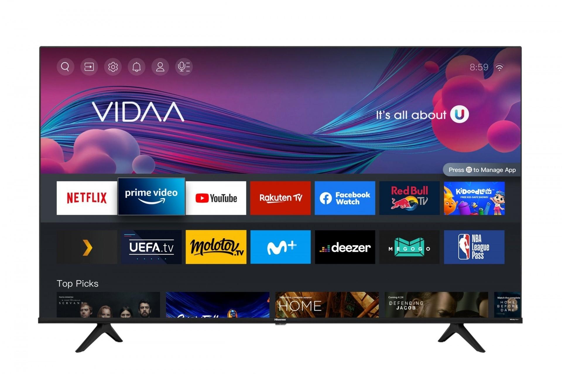 Hisense 50A6G TV 127 cm (50
