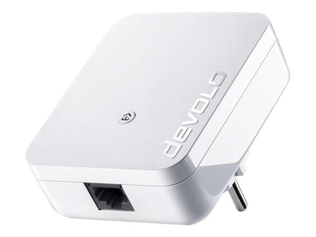 Devolo dLAN 1000 mini 100 Mbit/s Collegamento ethernet LAN Wi-Fi Bianco 2 pz