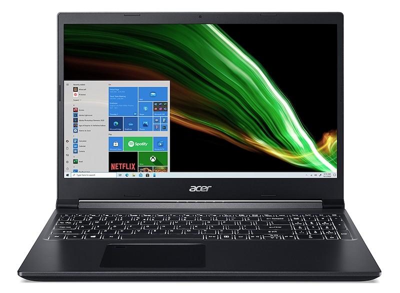Acer Aspire 7 A715-42G-R9XR Computer portatile 39,6 cm (15.6