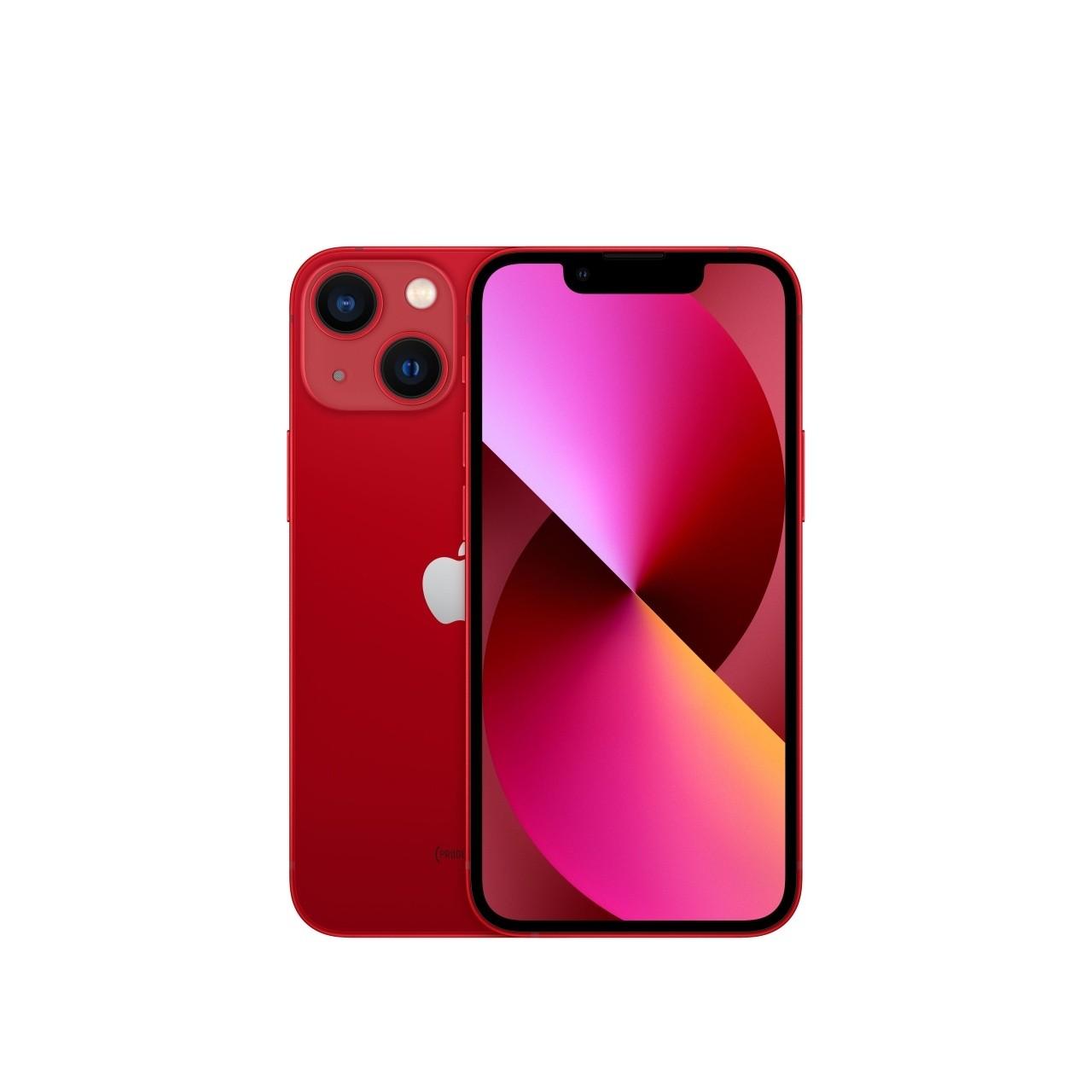 Apple iPhone 13 mini 5G 128 GB Rosso