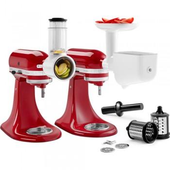 KitchenAid 5KSM2FPPC, Set...