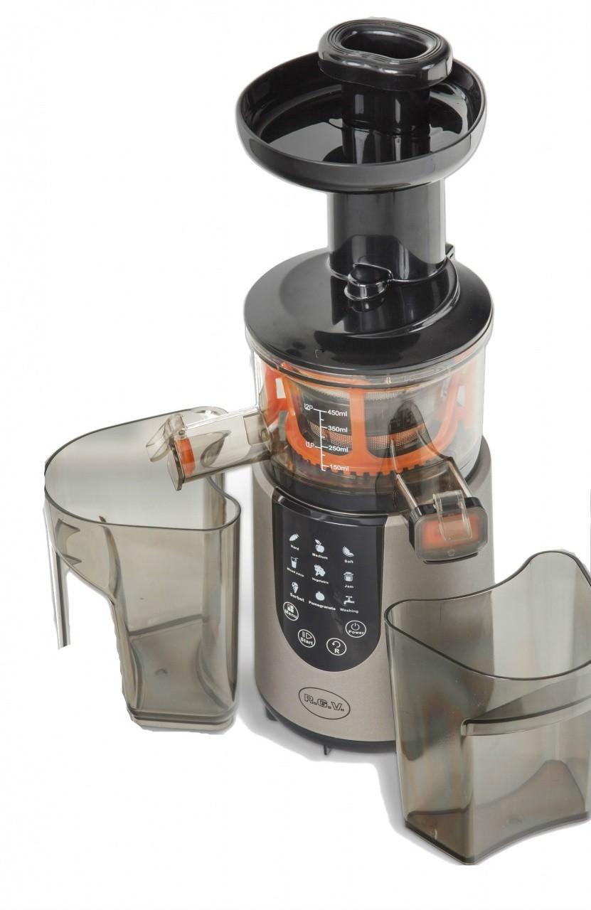 RGV Juice Art Digital - Estrattore, 200 W, 45-55 rpm
