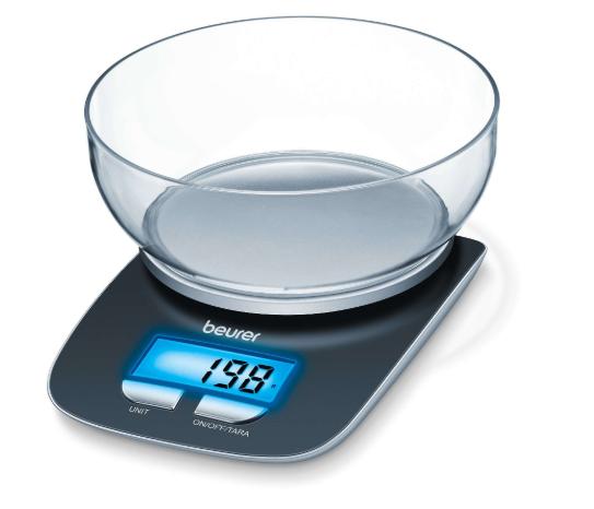 Beurer KS 25 - Bilancia Elettronica da Cucina