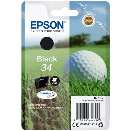 Epson Golf ball Singlepack Black 34...