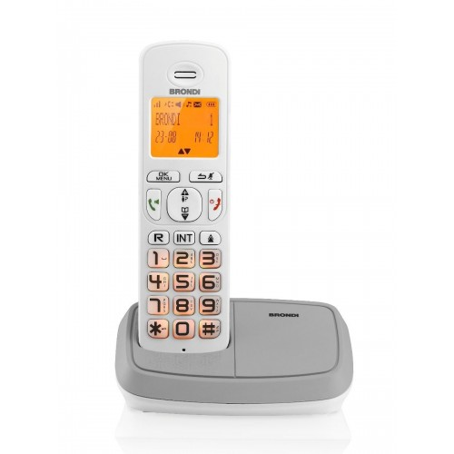 Brondi Bravo Rich Telefono DECT...