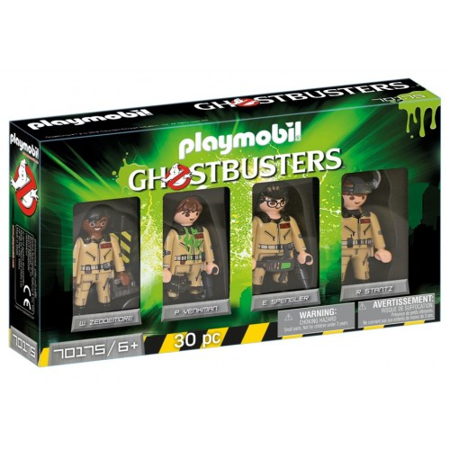 Playmobil Ghostbusters Figures...