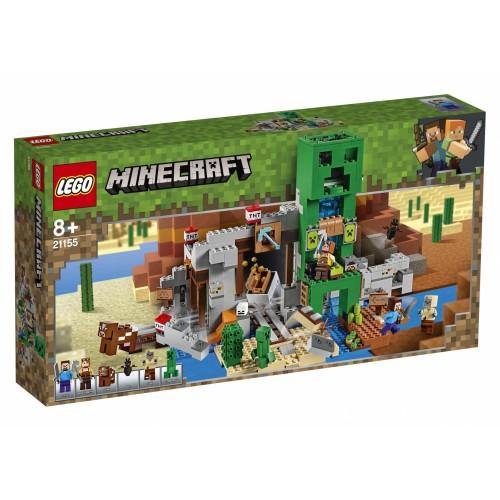 LEGO Minecraft La Miniera del Creeper...