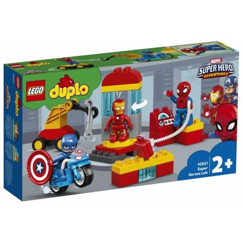 LEGO DUPLO Il laboratorio dei...