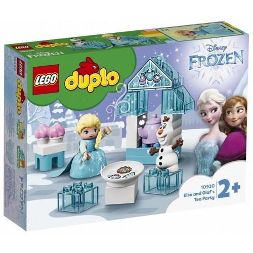 LEGO DUPLO Il tea party di Elsa e...