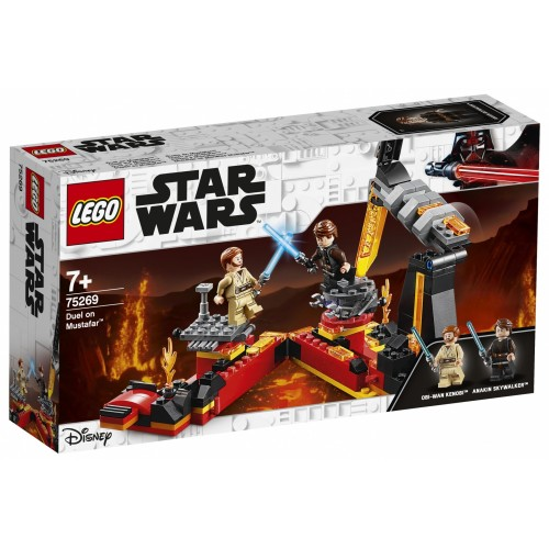 Lego Star Wars 75267 - Duello su...