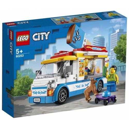 LEGO City Furgone dei gelati - 60253