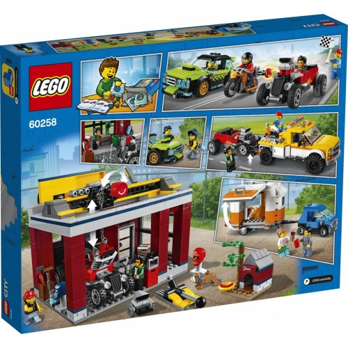 LEGO City Autofficina - 60258