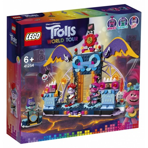 LEGO Trolls Concerto a Vulcano Rock...