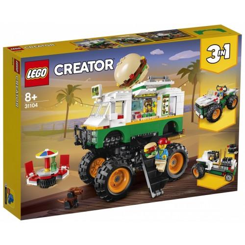 LEGO Creator Monster Truck degli...