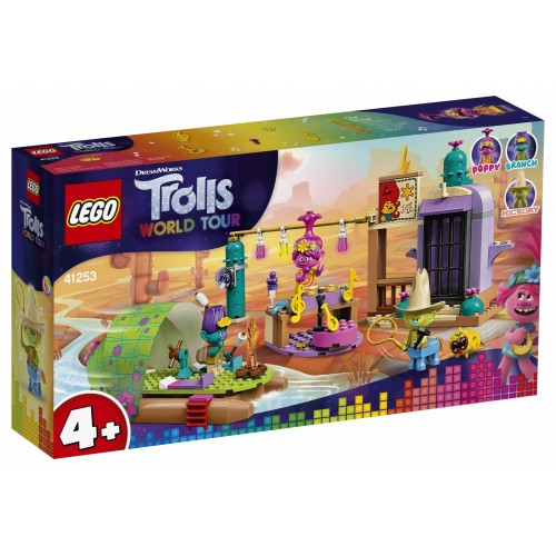 LEGO Trolls Avventura sulla zattera a...