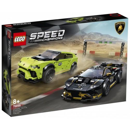 Lego Speed Champions 76899 -...