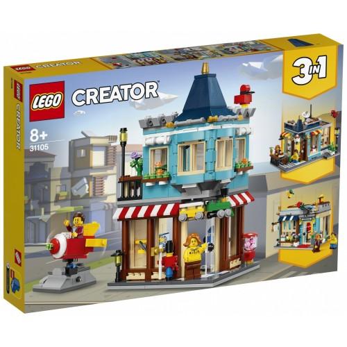LEGO Creator Negozio di giocattoli -...