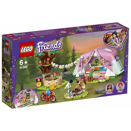 Lego Firends 41392 - Glamping nella...