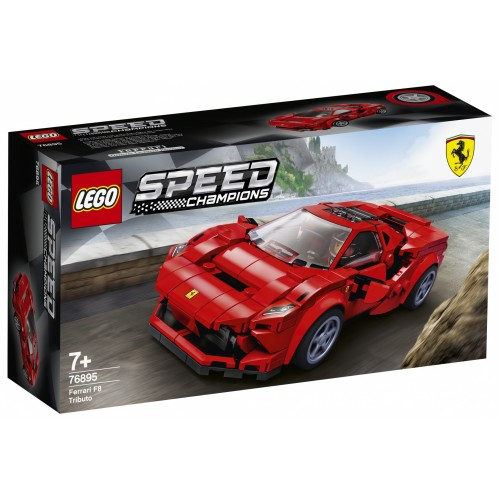 Lego Speed Champions 76895 - Ferrari...