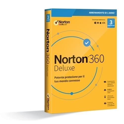 NortonLifeLock Norton 360 Deluxe 2020...