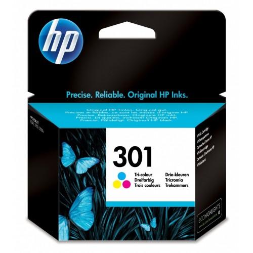 HP 301 Originale Ciano, Magenta,...