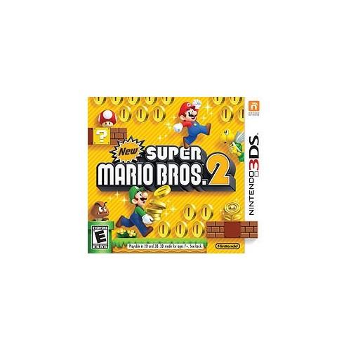 Nintendo New Super Mario Bros. 2, 3DS...