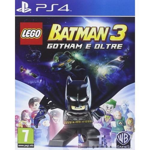 Warner Bros LEGO Batman 3: Beyond...