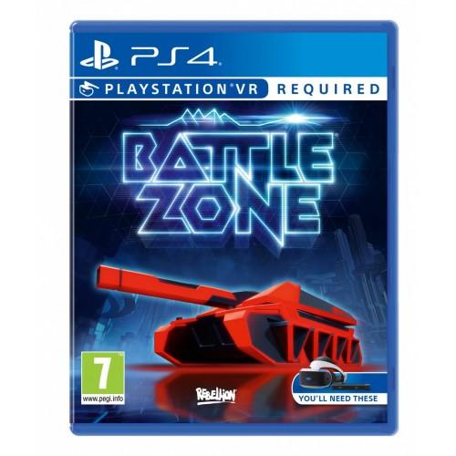 Sony Battlezone, PlayStation VR...